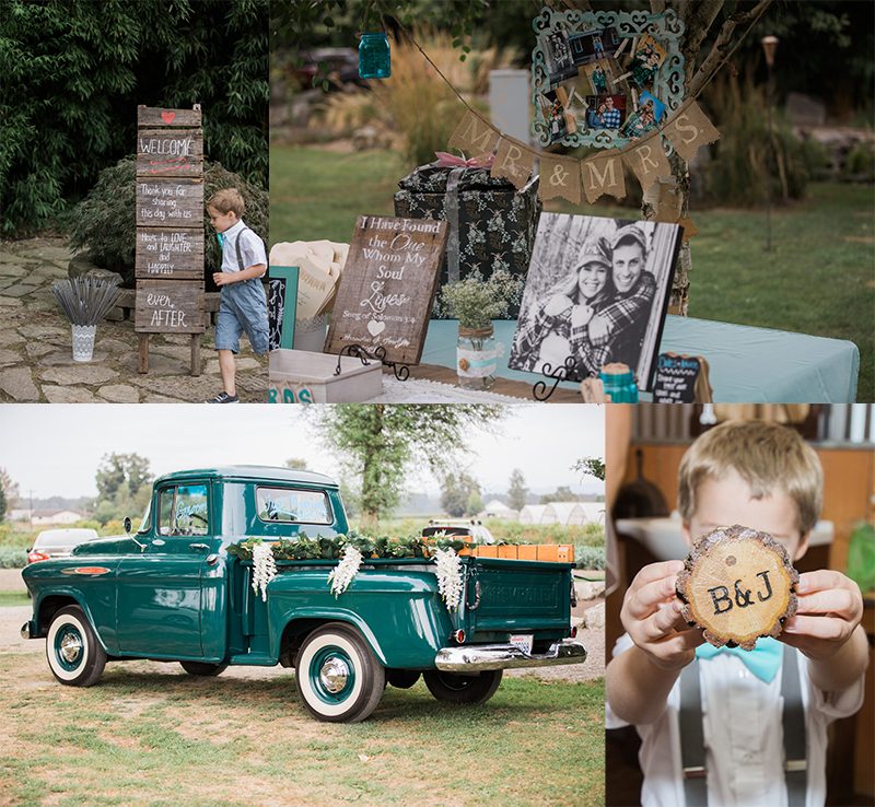 The Fields at Willie Green's {Rusted Van Photography}