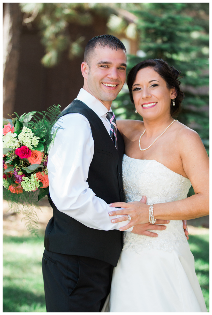 Leavenworth, WA wedding