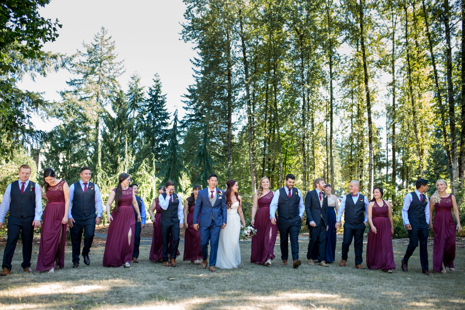 Wedding and Enagement Pricing Slider-25 Big Bridal Party Photos