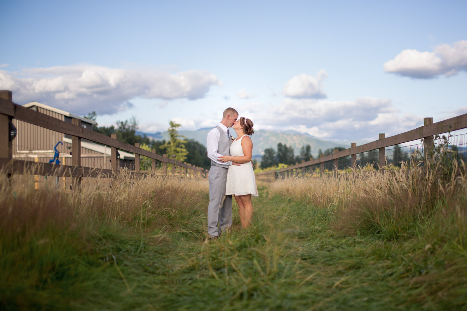 Weddings and Engagements -11 - Enumclaw Wedding Photographer Mountain View Manor Wedding